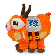 Archie the Scare Pig Plush - Monsters University - 7'' Number 2