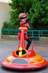 Mrs. Incredible Disneyland Parade