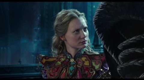 Alice Through The Looking Glass clip - My Seconds