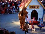 Pluto in fantasy on parade