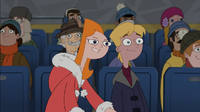 Candace having seen what phineas and ferb have done FYIO