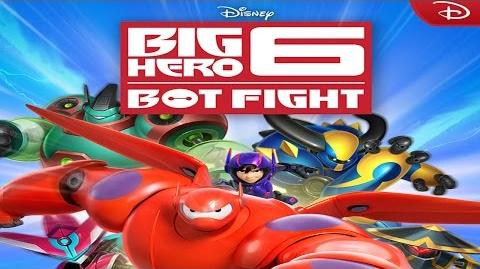 Big Hero 6 Bot Fight (by Disney) - iOS Android - HD (Sneak Peek) Gameplay Trailer-1