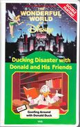 Ducking disaster vhs