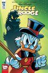 UncleScrooge 420 regular cover