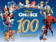 Disney on Ice, 100 Years of Magic