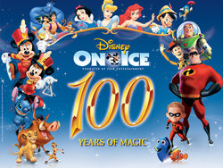 Disney on Ice, 100 Years of Magic