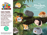 The Jungle Book Tsum Tsum Tuesday US