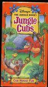 Cub house fun