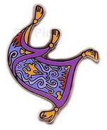 Magic Carpet Pin