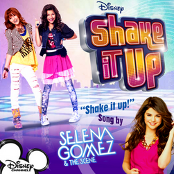 Shake it Up - Cover