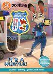 Zootopia Book 10