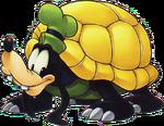Goofy (Tortoise Form) (Art)