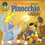 Pinocchio read-along