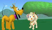 PlutosTale - Prince Pluto and Princess Bella