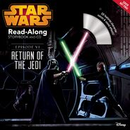 Return of the Jedi Storybook Cover
