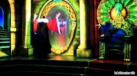 Snow White's Scary Adventure HD POV Ride-Through Disneyland
