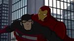 Cap and Iron Man AA 10
