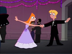 Candace and Jeremy dancing 1