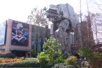 Star Tours MGM outside