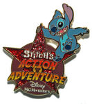 WDW - Stitch's Action Adventure (Logo)