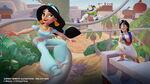 Disney infinity aladdin jasmine toy box 2