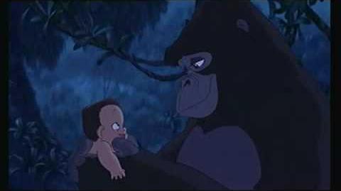 Tarzan - You'll Be In My Heart english