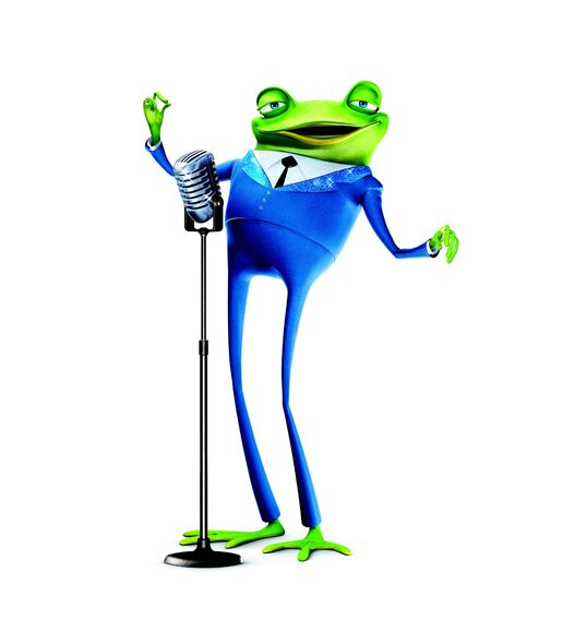meet the robinsons frog voice rio
