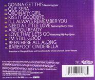 Hannah Montana Forever CD Back Cover