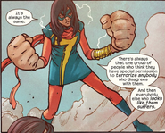 Ms marvel comic