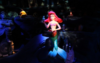 Ariel Under the Sea 4