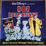 101 Dalmatians Promotion Poster