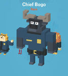 Chief Bogo Disney Crossy Road