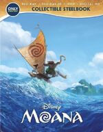 Moana BB Exclusive 3DBD