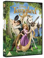 Tangled UK DVD 2014
