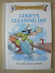 Goofy's cleaning day book