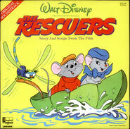 Walt+Disney+The+Rescuers+522656