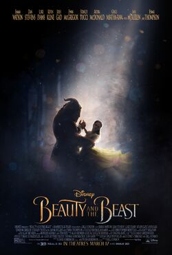 Beauty and the Beast official poster
