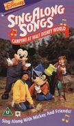 Camping at walt disney world