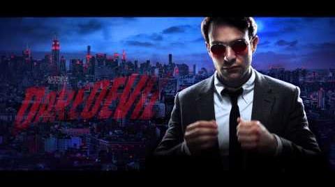 Daredevil Gets Bloody - Marvel's Daredevil Motion Poster 2
