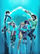 Hiro Baymax Bookscan Swim
