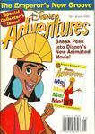 Disney Adventure -newgroovecover