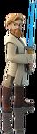 Obi-Wan DI Render