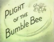 Plight-of-the-bumblebee
