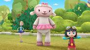 Lambie, bella and kiko