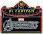 DSF - El Capitan Marquee - The Avengers