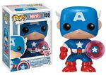 Pop Vinyl Kohl's Exclusive Captain America