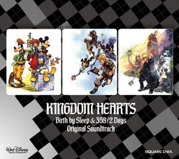 Kingdom Hearts Birth by Sleep and 358 2 Days Original Soundtrack Cover