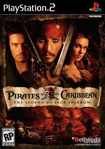 File:Pirates of the Caribbean - The Legend of Jack Sparrow Coverart.jpg