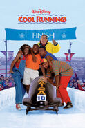 Cool Runnings DVD Cover