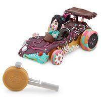 Vanellope Von Schweetz Racer-Wreck-It Ralph